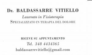 Dott. Baldassarre Vitiello