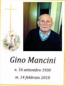 MANCINI GINO